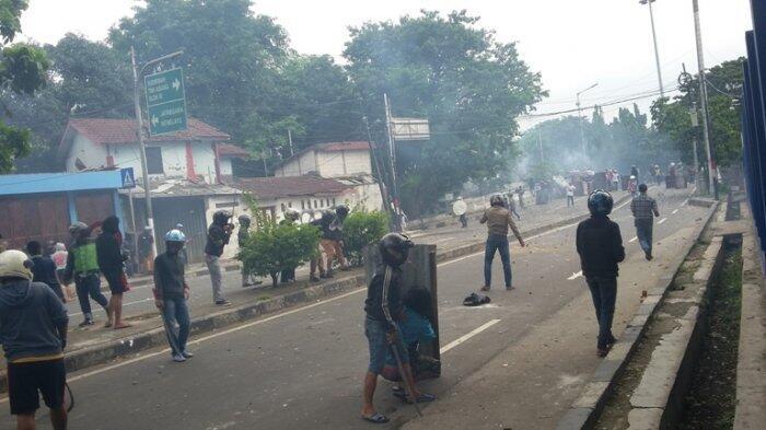 Bentrokan Antar Ormas di Bekasi, Satu Orang Meninggal
