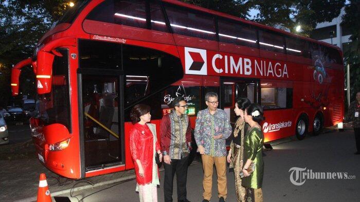 Fasilitas 3 Bus Tingkat Wisata untuk Rute Balai Kota-Kalijodo, Tarifnya? Gratis!