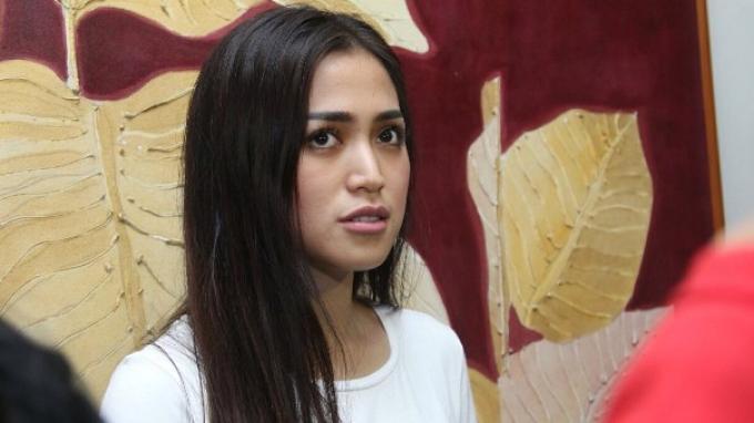 Jessica Iskandar Bungkam soal Rumor Ditegur Raffi Ahmad