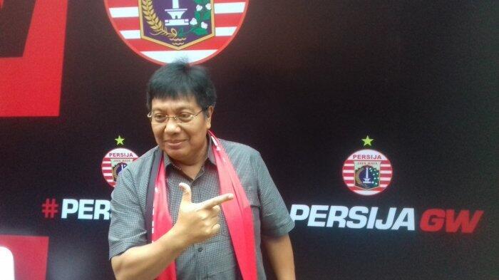 I Gede Widiade Minta Ferry Paulus Ikut Bareng Besarkan Persija Jakarta