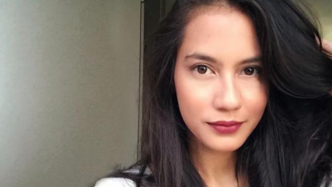 Alasan Pevita Pearce Posting Lukisan Dewi Soekarno Bugil