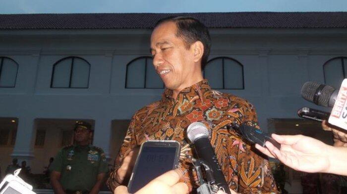 Presiden Jokowi: Kembangkan PLBN Menjadi Pusat Pertumbuhan Ekonomi