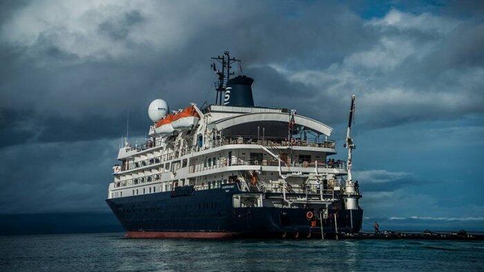 Pemerintah Akan Tuntut Pemilik Kapal Perusak Terumbu Karang Raja Ampat