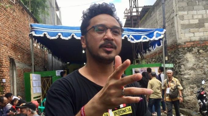 Penyanyi Giring Nidji Dilaporkan ke Bawaslu Atas Dugaan Politik Uang