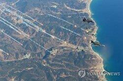 Angkatan Udara Korea Selatan Berlatih Operasi Serangan Balik