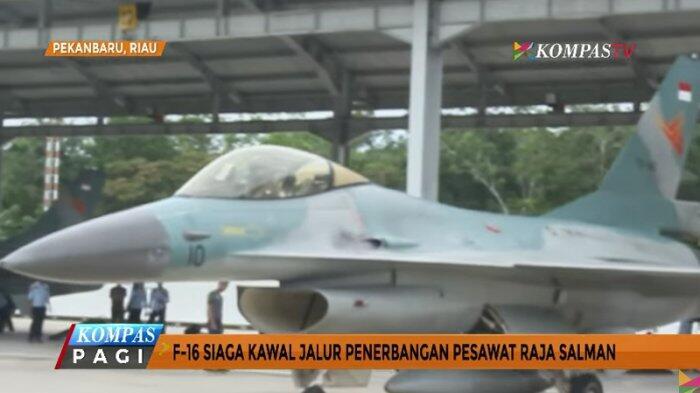 BREAKING NEWS: F-16 Kecelakaan di Pekanbaru, Ini Penjelasan Resmi TNI AU
