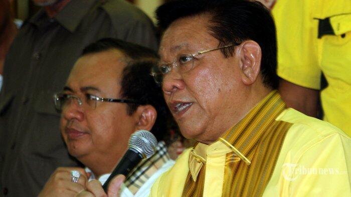 Dewan Pakar Golkar Protes Bocornya Surat Dakwaan e-KTP