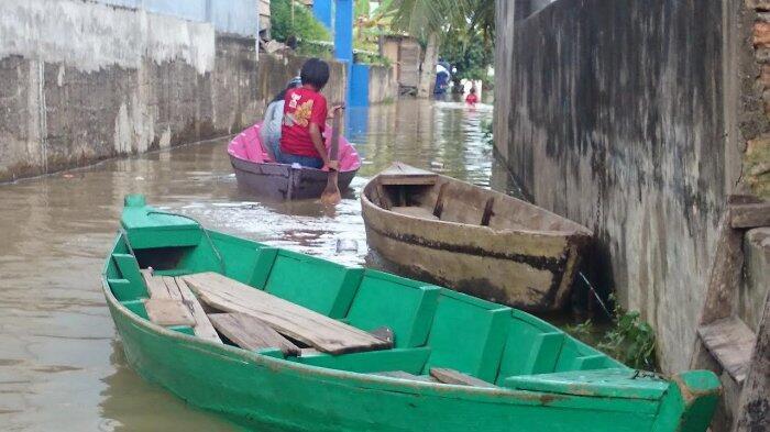 Lebih dari 100 Ribu Jiwa Warga Jambi Terdampak Banjir