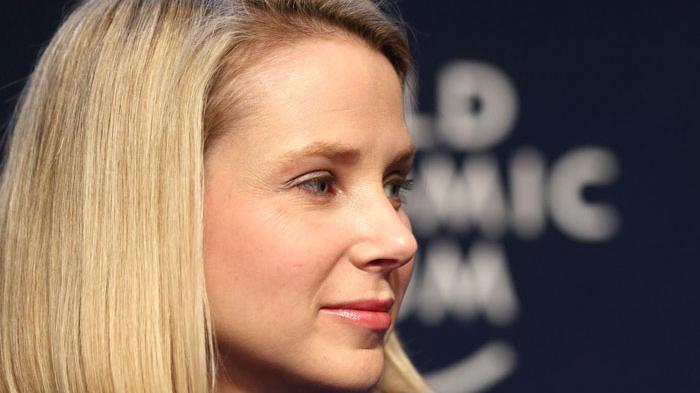 CEO Marissa Mayer Lepas Jabatan di Yahoo