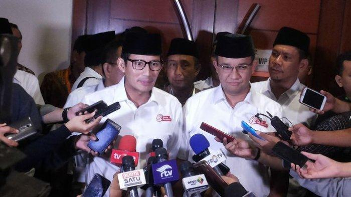 Bertemu Anies-Sandi, Ketua PBNU Anggap Wajar Pilkada DKI Panas