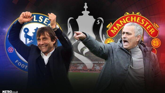 Fakta Menarik Jelang Duel Chelsea vs Manchester United