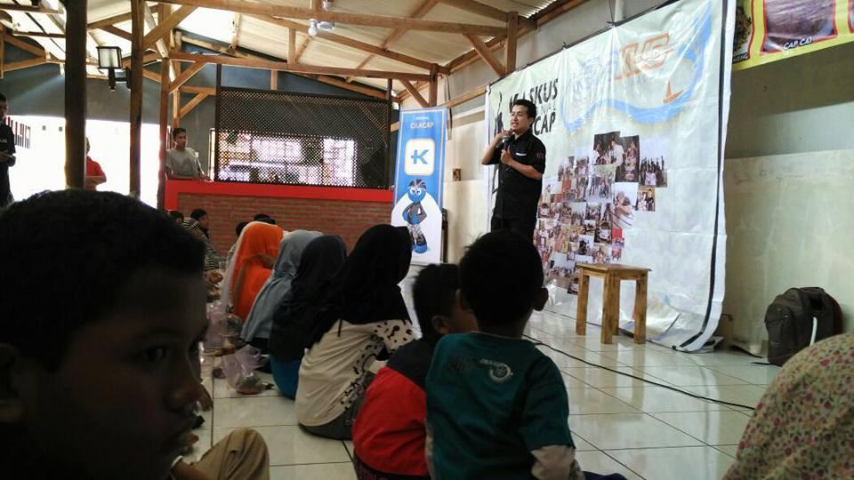 [FR] Baksos & Gath 6 Tahun Kaskus Regional Cilacap + Santunan 50 Anak