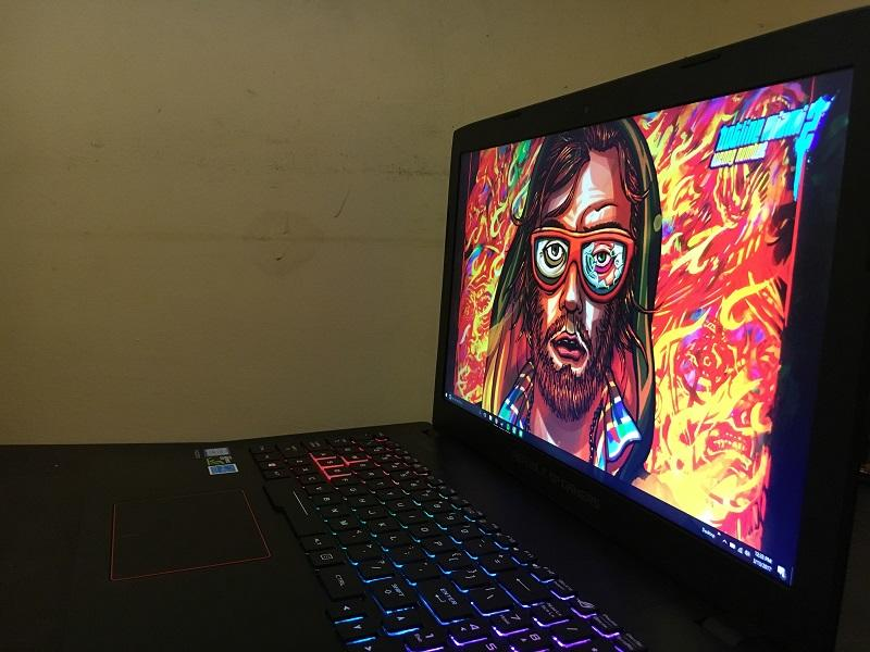 [Review] Asus ROG Strix GL553VD – A Budget Gaming Notebook From Asus