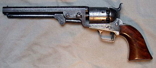 13 Senjata Api Pertama yang Merubah Sejarah Militer Dunia