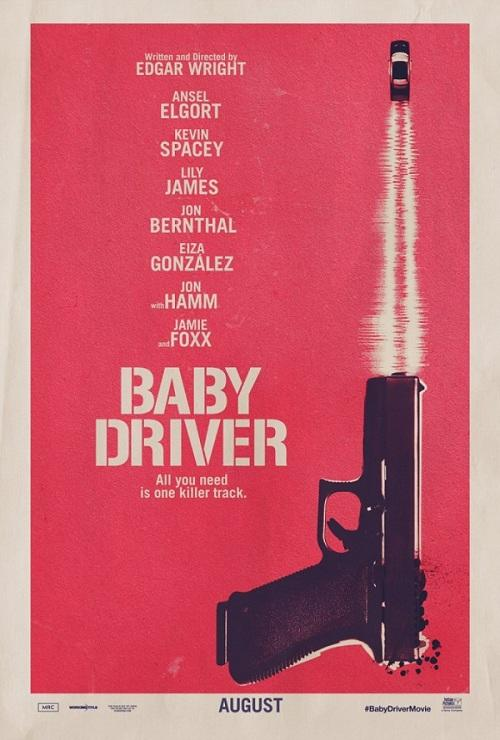 Baby Driver (2017) | Ansel Elgort, Kevin Spacey, Jamie Foxx