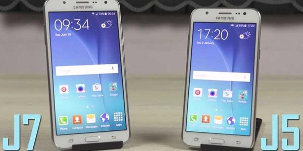 Img 5 Perbedaan Harga HP Samsung Baru Galaxy J5 Dan J7