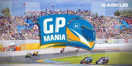 GP Mania! Ikuti Tebak Podium Untuk Menangin Motor Sport Keren!