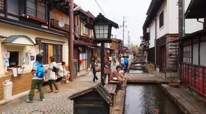 Selokan/Got di Japan ditiru warga klaten.