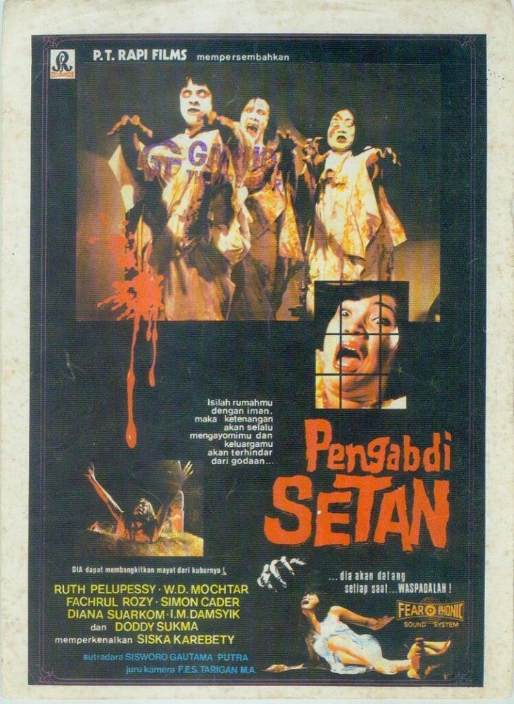 INILAH RAJA DARI SEGALA RAJA FILM HOROR PALING SEREM DI INDONESIA