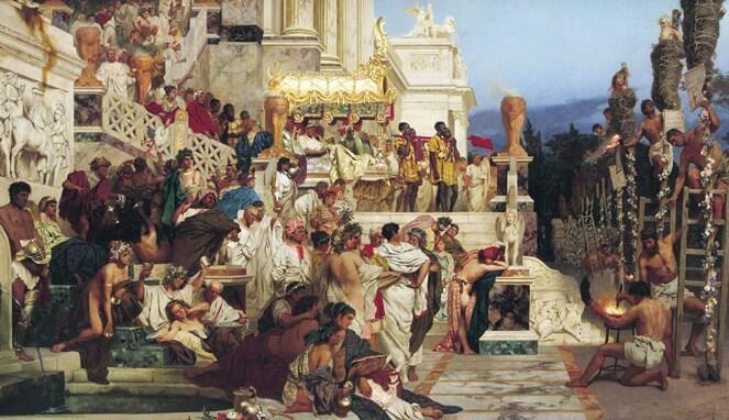 Inilah Pesta-Pesta Paling Amoral yang Pernah Terjadi dalam Sejarah