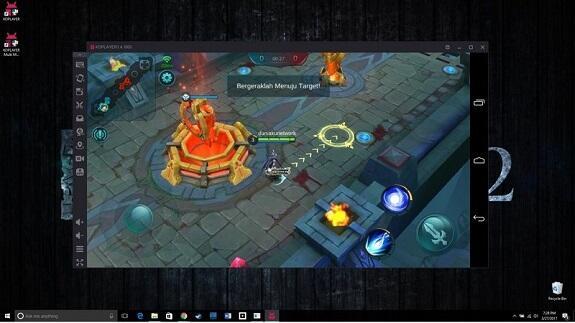 Gini Lho Cara Main Game Mobile Legends di Komputer Atau PC!