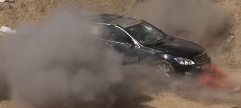 Ini penjelasan kehebatan mobil kepresidenan anti peluru & granat