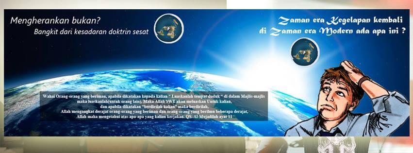 Dr.Zakir Naik Menjawab Flat Earth 101 di Indonesia