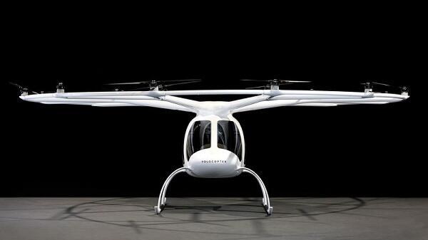 Tahun Depan Siap-Siap Ente Bakal Liat Taksi Terbang