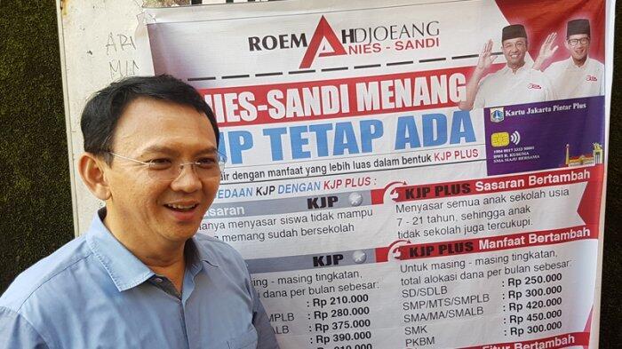 Disebut Nazaruddin Terima Suap e-KTP, Ahok: 'Enggak Ada yang Berani Kasih Gue'