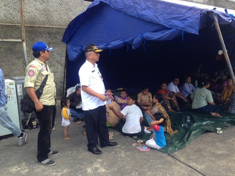 Dinsos DKI Distribusikan Bantuan kepada 500 Orang Korban Kebakaran Pejagalan