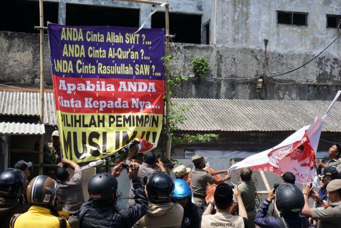 Ramai spanduk SARA, benarkah warga Jakarta jenuh?
