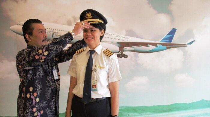 Ida Fiqriah, Captain Pilot Perempuan Pertama di Garuda Indonesia