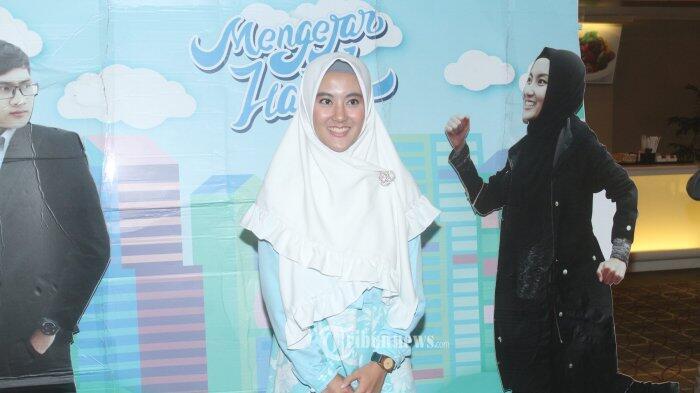 Inez Ayuningtyas dan Abdiul Kaafi Main Film Mengejar Halal