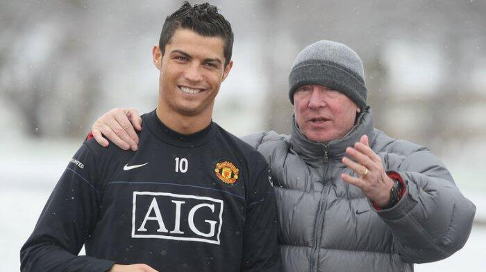 Ronaldo Ungkap Pengaruh Besar MU dalam Perjalanan Kariernya