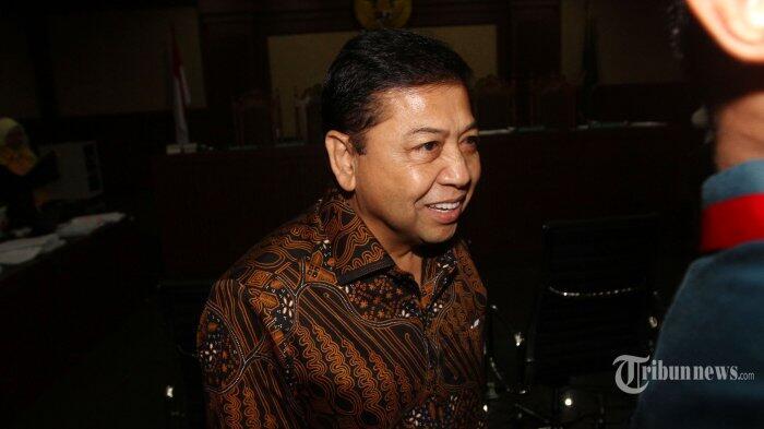 Setya Novanto Mengaku Tidak Kenal, Irman Sebut Justru Pernah Bertemu 3 Kali