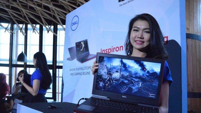 Laptop Dell Inspiron 15 Gaming Dibanderol Rp 12,599 Juta