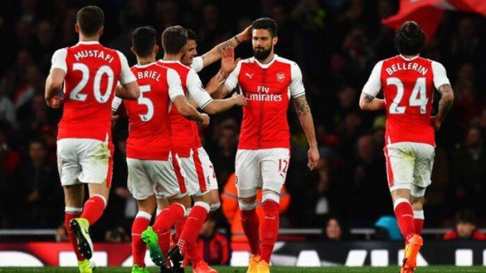 Arsenal vs West Ham United: Arsenal Menang Telak 3-0