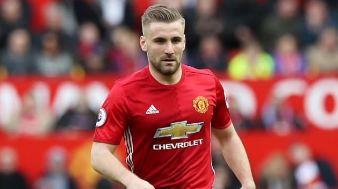 Jose Mourinho Sebut Luke Shaw Kurang Cerdas