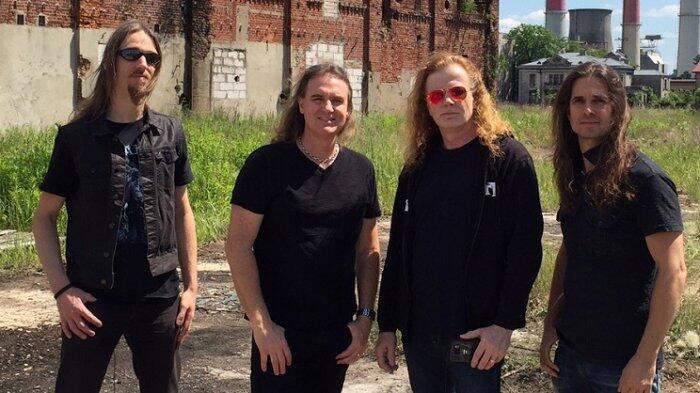 Megadeth Pastikan Tampil di Hammersonic Festival 2017