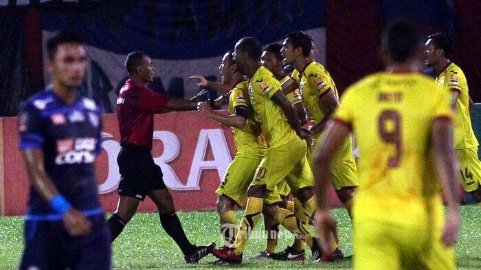 Sriwijaya FC Tantang PS TNI di Laga Perdana Liga 1