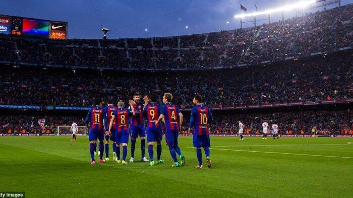 Barcelona Menang Telak 3-0 atas Valencia, Lionel Messi Sumbang Dua Gol