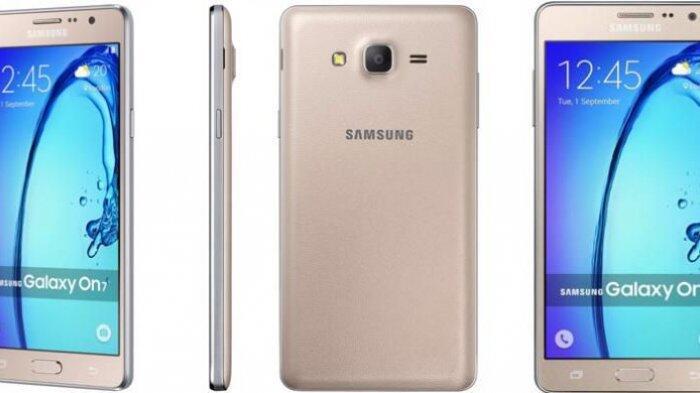 Diam-diam Spesifikasi Galaxy On7 Pro Edisi 2017 Bocor