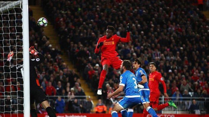 Video Gol-gol Liverpool vs Bournemouth 2-2