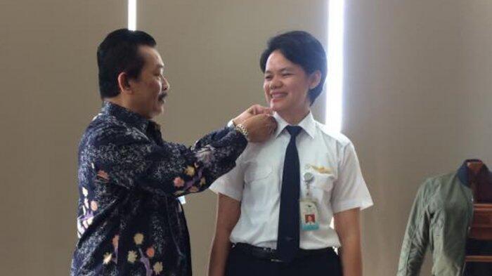 Ida Fiqriah: Kapten Pilot Pertama Garuda