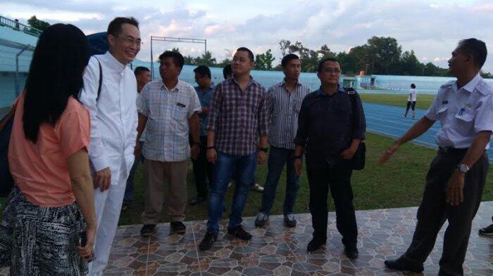 Stadion Depati Amir Siap Gelar Laga Liga 2 Indonesia