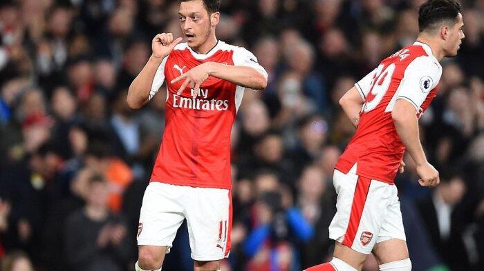Arsenal Naik ke Urutan Lima Usai Hajar West Ham 3-0