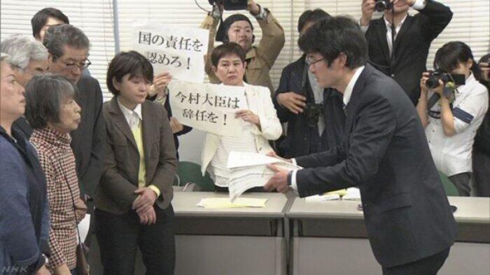 Menteri Rekonstruksi Jepang Dapat Tekanan Keras Supaya Mengundurkan Diri