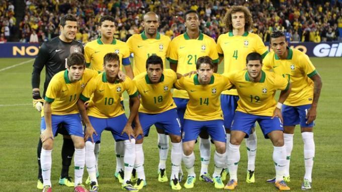 Brasil Puncaki Peringkat Dunia FIFA