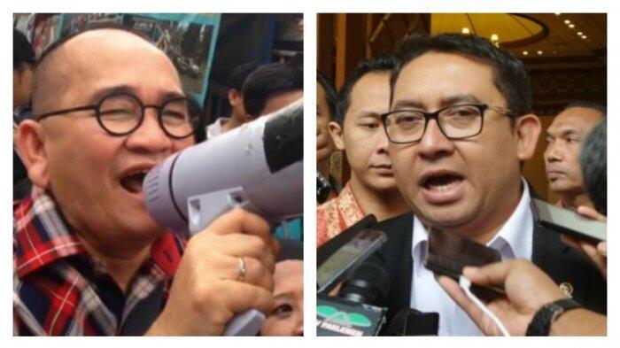 Fadli Zon: Mungkin Ruhut Lagi 'Menjilat' ke Pak Jokowi