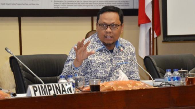 Ketua Pansus Mengaku Gemetar Ngomong Soal Pemilu Serentak 2019